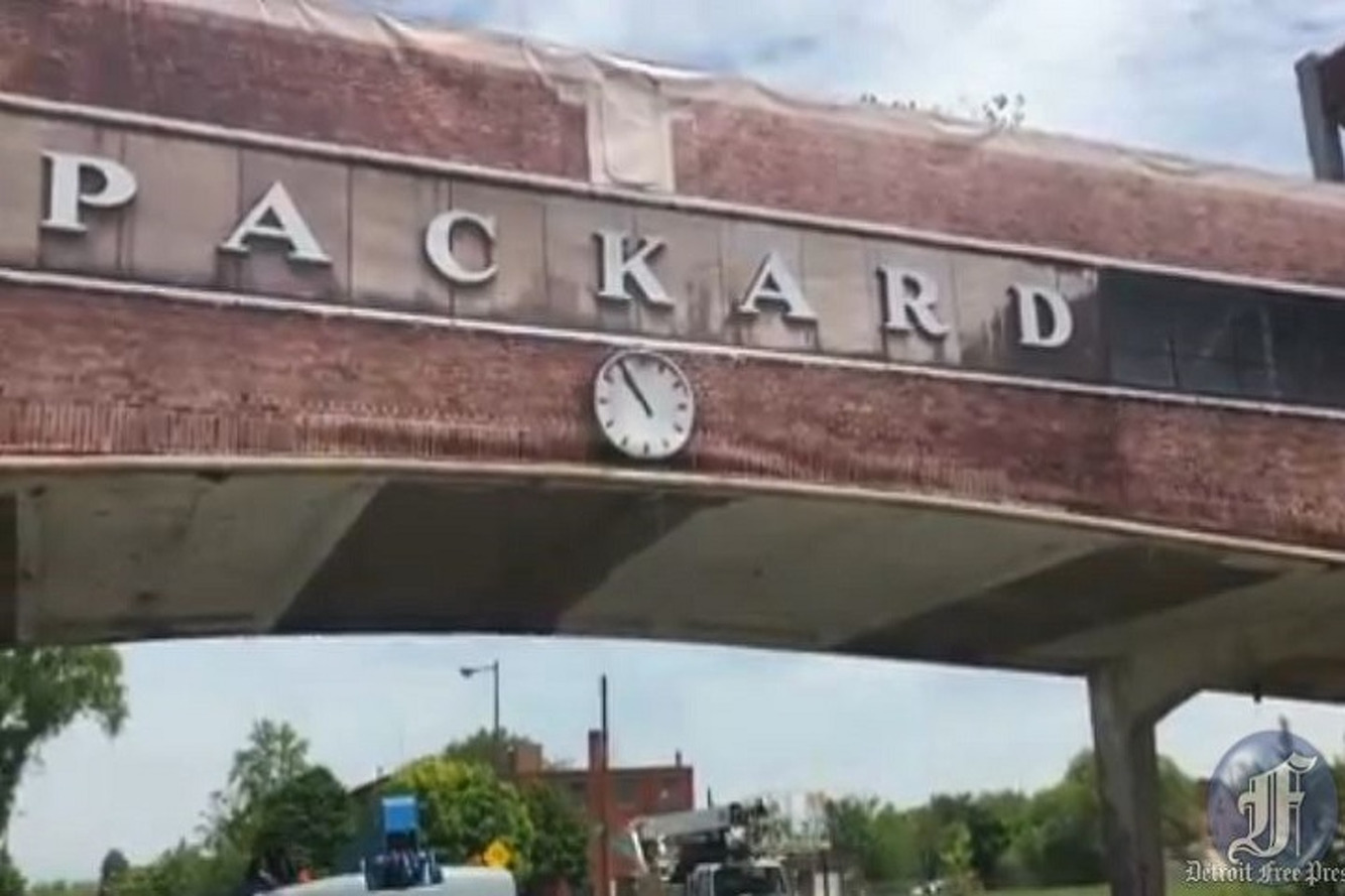 The Packard Plant in Detroit is Coming Back to Life