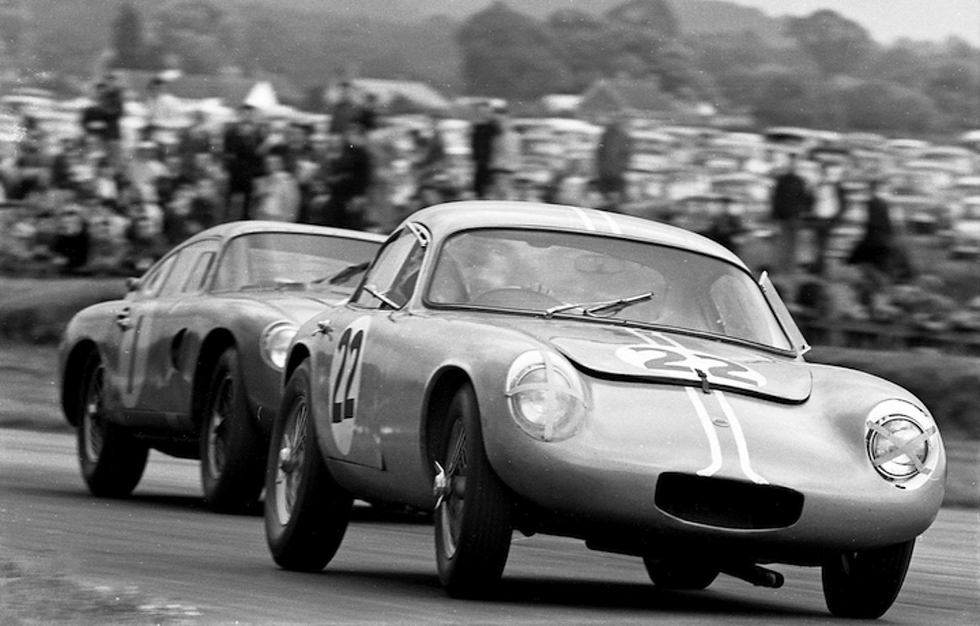 Minty Fresh 1958 Lotus Elite Series 1 Headed To Auction