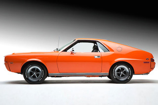 AMC AMX Fuels America's Sporty Culture: Muscle Car Monday [w/Video]