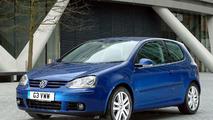VW Golf UK spec