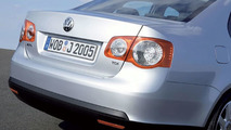 2005 Volkswagen Jetta Rear
