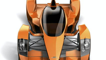 Caparo T1 prototype to debut at Monaco