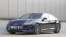 Höhenverstellbare Federsysteme für den Audi A5