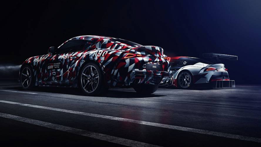The new Toyota Supra is coming to Goodwood!