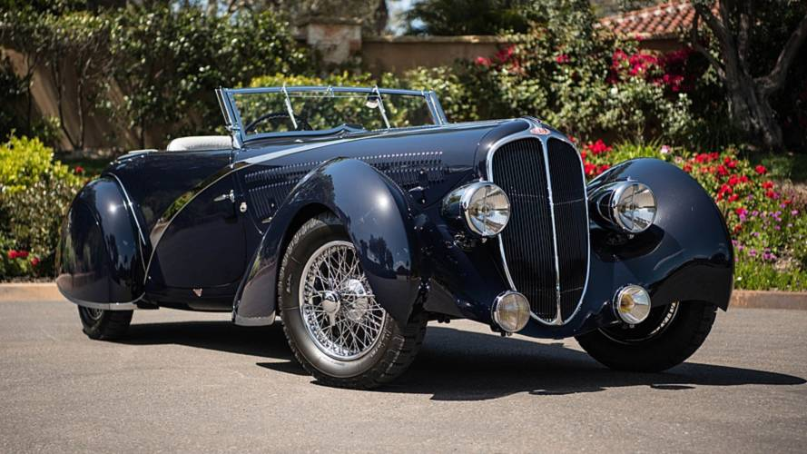 Ultra-Rare Delahaye 135 Competition Asks A Whopping $25 Million