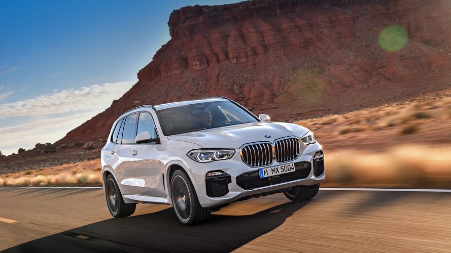 Nuova BMW X5