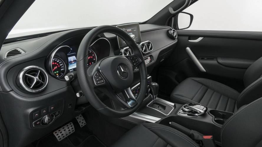 Mercedes-Benz Clase X de BRABUS 2018