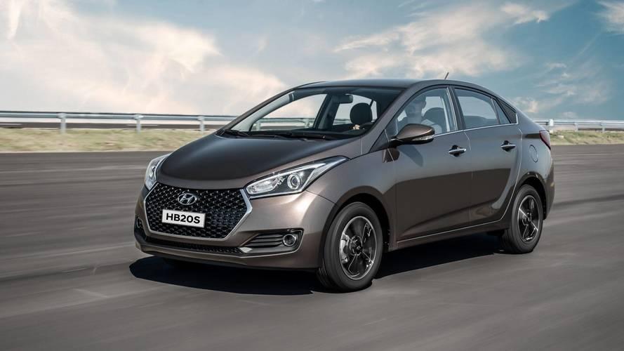 Hyundai HB20S 2019