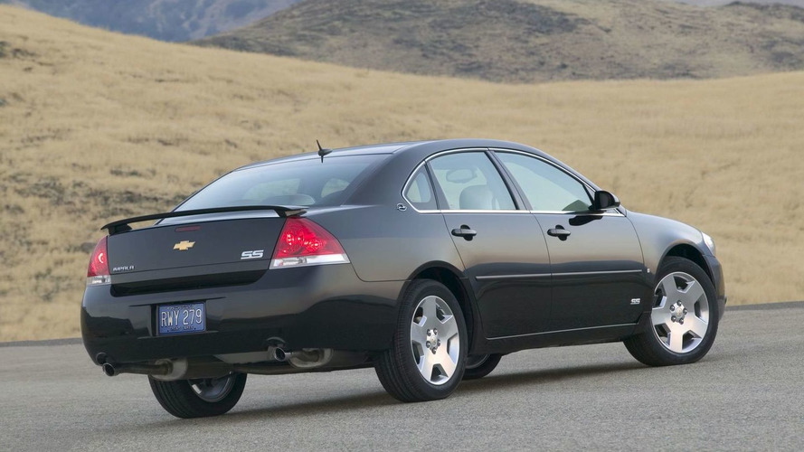 Next-generation Chevrolet Impala confirmed