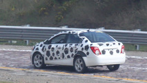 2012 Chevrolet Aveo sedan spy photos 10.20.2010