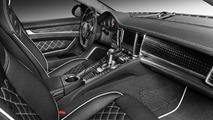 Porsche Panamera Stingray by TopCar, carbon gray color, 28.05.2010