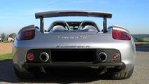 Porsche Carrera GTStage II by Kubatech 27.10.2010
