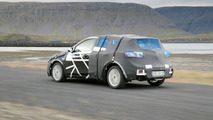 2010 Mazda3 Hatch Prototype Spy Photo