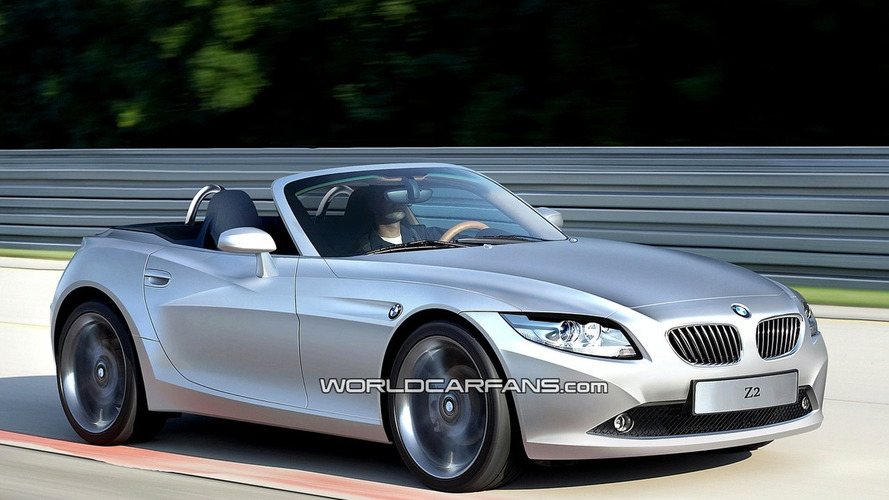 BMW Z2 Cancelled - Report