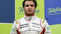 Jerome D'Ambrosio, DAMS - GP2 Championship 2009, Barcelona, Saturday Podium, 09.05.2009 Barcelona, Spain