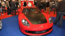 9FF Unveil 900bhp Carerra GTT 900 at Essen Motor Show