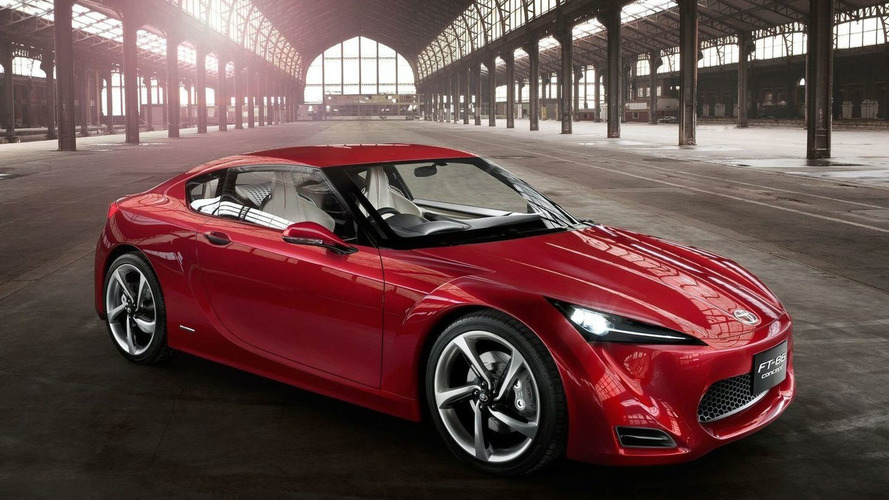 Rejected Toyota FT-86 Design Rumors False