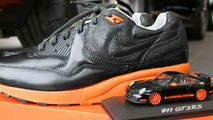 Porsche GT3 RS Inspired Nike Air Max Lights