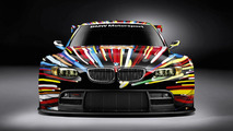 BMW M3 GT2 Art Car by Jeff Koons - Front