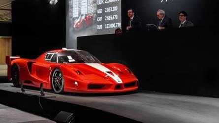 DIAPORAMA - Les 10 plus grosses enchères de la vente Rétromobile 2018