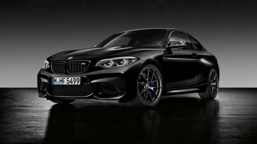 Genève 2018 - La BMW M2 Coupé sort les griffes