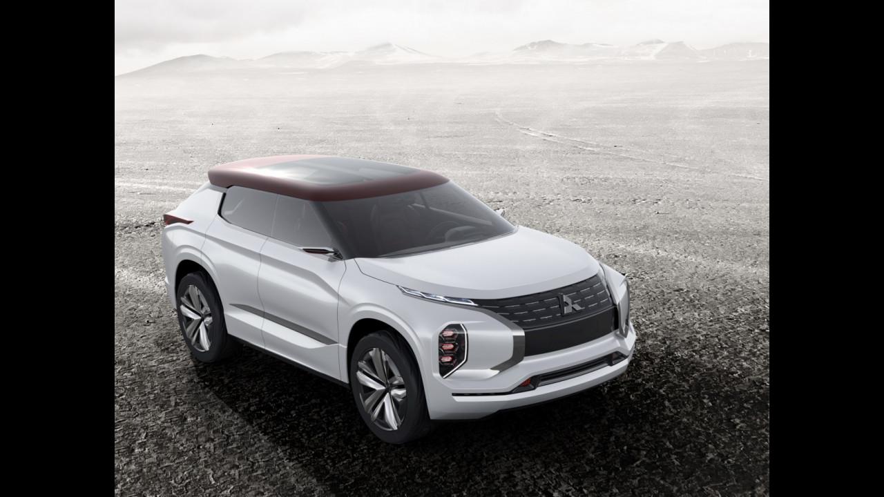Mitsubishi GT-PHEV Concept 001
