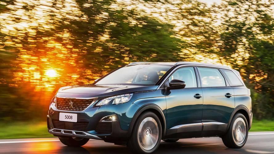 Primeiras impressões Peugeot 5008 - Lugar para sete, por favor