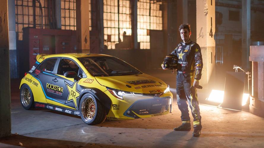 2018 Toyota Corolla drift car