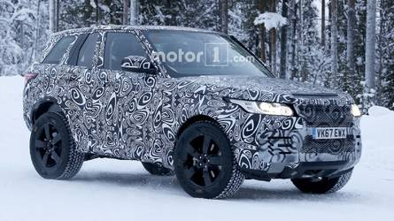 Land Rover is testing the new Defender in disguise