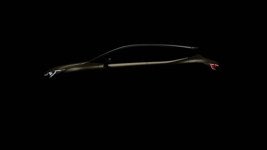2019 Toyota Auris With Hybrid 2.0-Liter Engine Teased