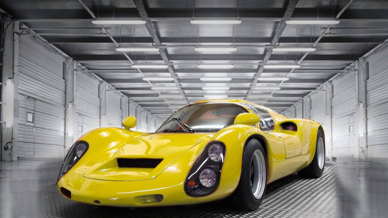 Kreisel Electric Porsche 910e