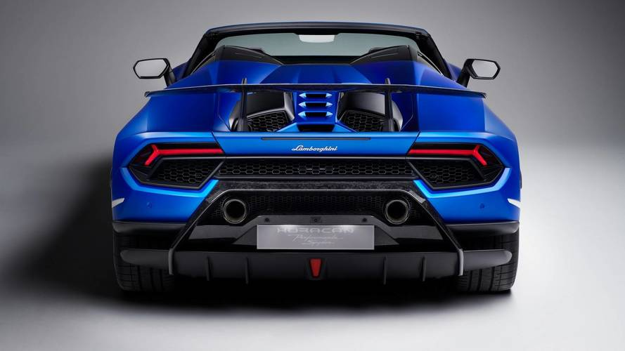 Lamborghini Plans To Use Hybrids To Keep Its Engines' Great Sound