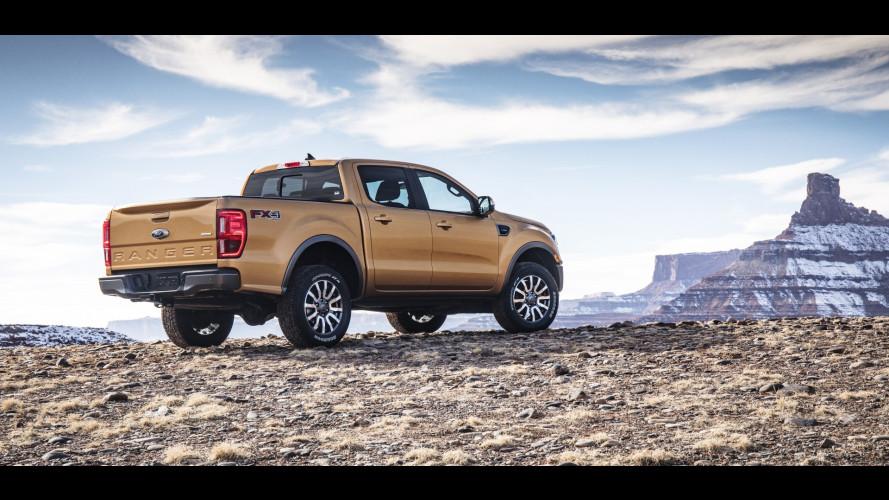 Nuovo Ford Ranger, a volte ritornano