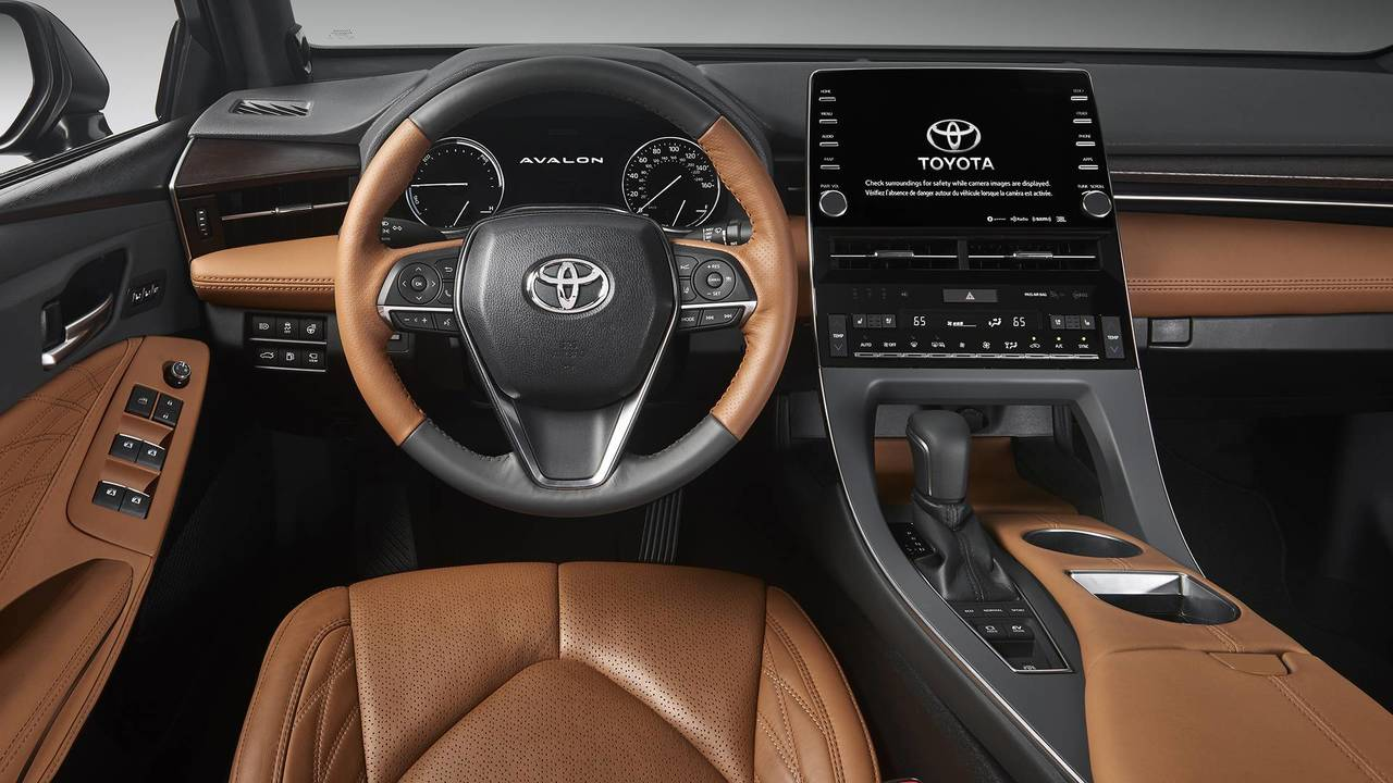 2018 Toyota Avalon - New Car Release Date and Review 2018 ...