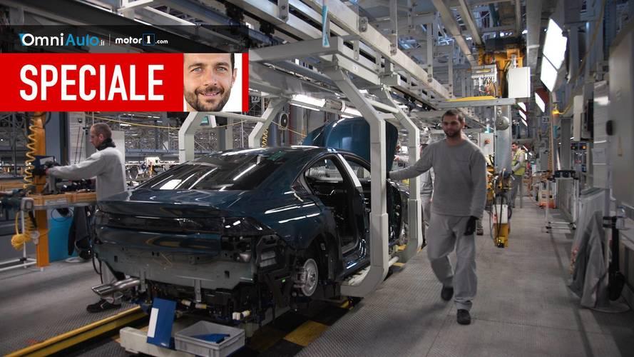 Peugeot 508, ecco come e dove nasce