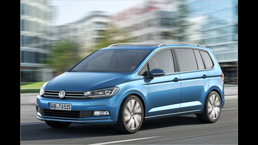 VW Touran: Richtig groß geworden