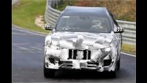 Erwischt: Maserati Levante