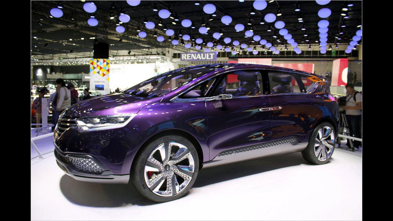 Renault Initiale Paris Concept (Espace-Studie)