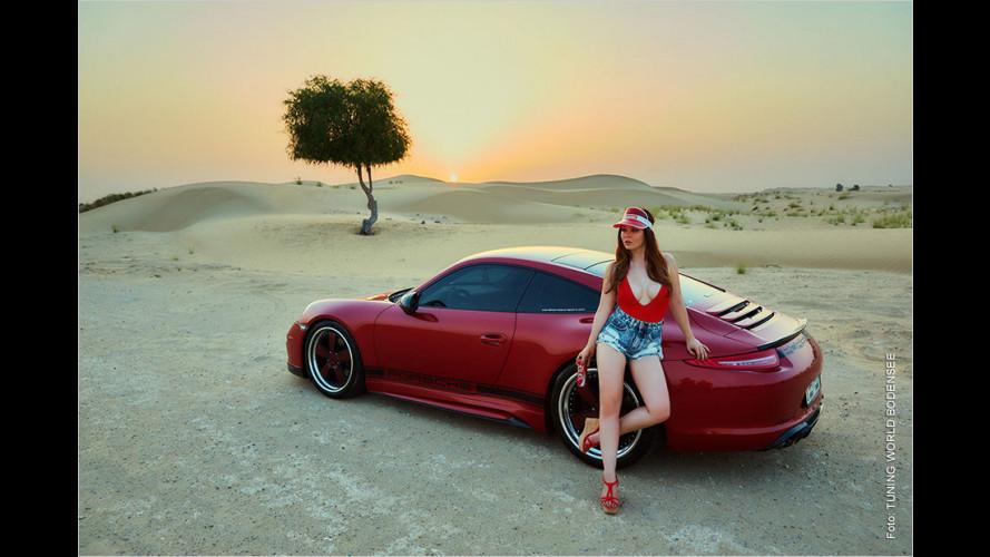 Heiße Ansichten aus Dubai