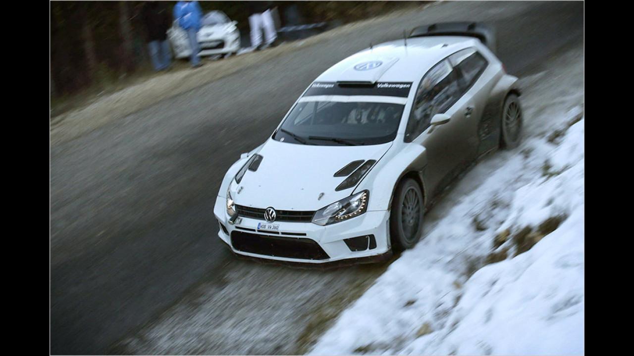 Zurück in die WM: Der Polo WRC