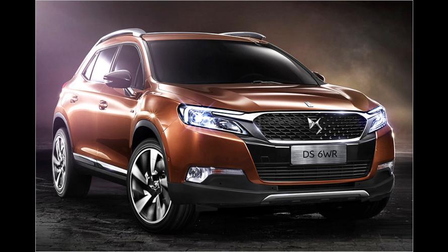 Chinesische Citroën-Marke DS: Serien-SUV in Peking