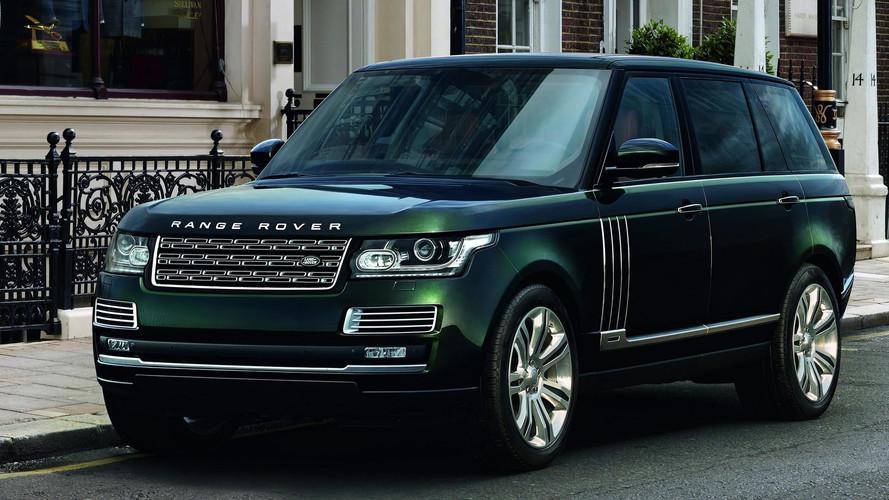 Land Rover Considering Bentley Bentayga-beater