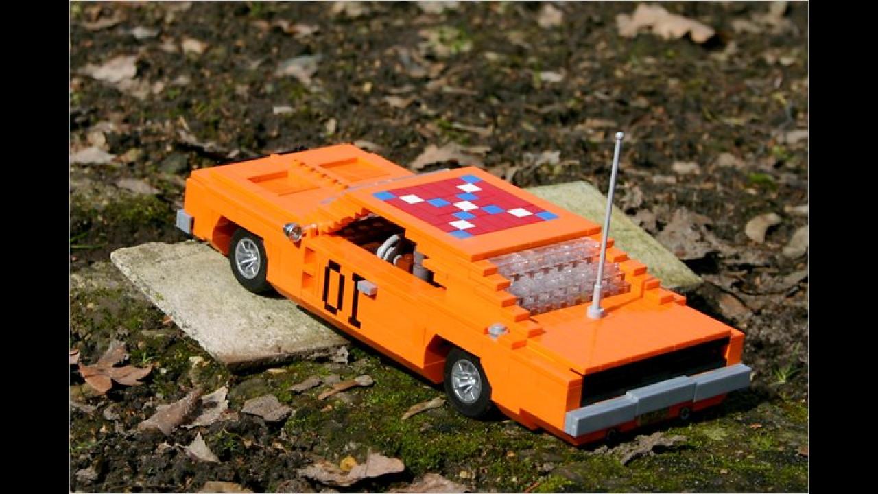 Ein Duke kommt selten allein: 1969 Dodge Charger General Lee