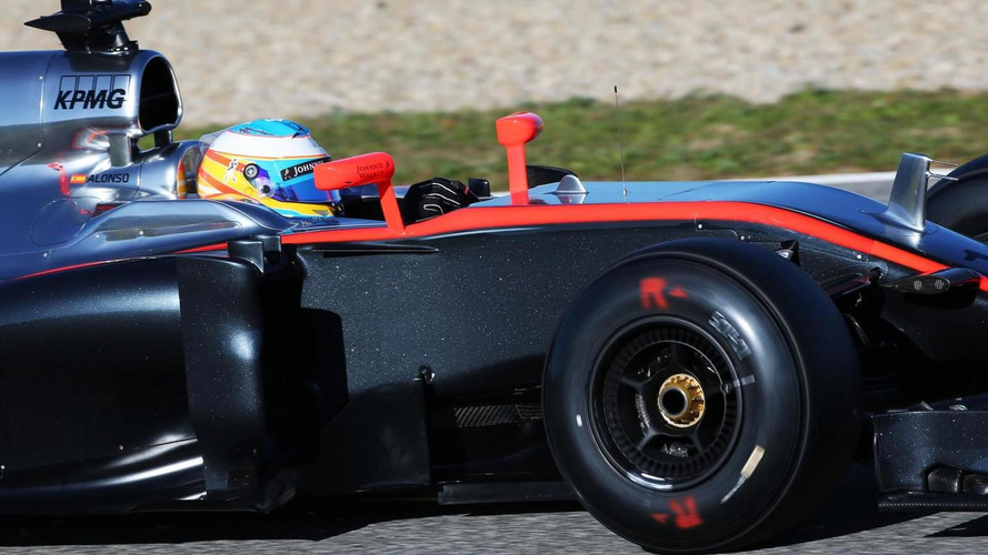 'Healthy' Alonso to miss Melbourne opener - McLaren