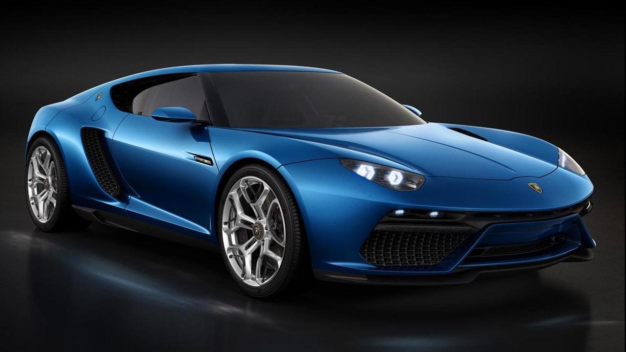 Lamborghini Asterion hybrid concept