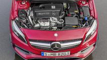 2016 Mercedes-Benz A45 AMG facelift
