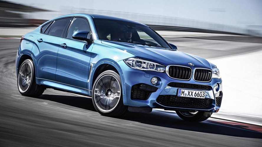 BMW X6 M reportedly lapped Nurburgring in 8:20 minutes