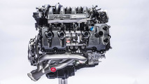 Shelby GT350 Mustang 5.2-liter V8 engine
