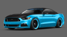 Ford & Petty's Garage announce a $92,210 Mustang