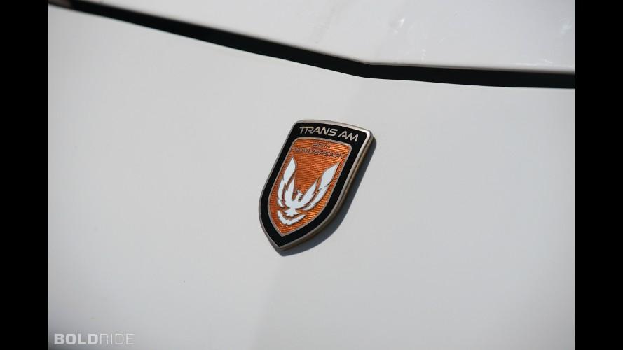 Pontiac Firebird Trans Am 20th Anniversary Special Edition